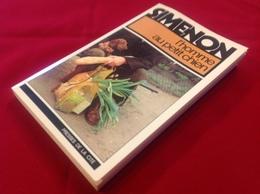 """1978, SIMENON, """"L'HOMME AU PETIT CHIEN"""", ÉDITIONS PRESSES DE LA CITÉ - Simenon"""