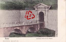 Ancienne Porte De La Plante - Carte Colorée - Namur