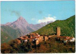 Pieve Di Viano (Ms). Panorama. VG. - Massa