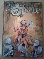 Scotch Arleston & Philippe Pellet : Forêts D'opale, Tome 1 Le Bracelet De Cohars (Première édition) - Forêts D'Opale, Les