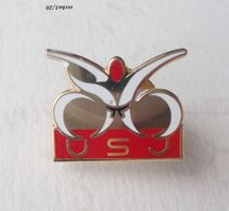 Pin's  U.S.J  - Union Sportive Judo 86 - Judo