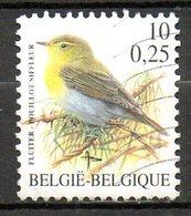 BELGIQUE. N°2937 Oblitéré De 2000. Pouillot. - Songbirds & Tree Dwellers