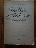 Un Coin D'Ardenne Roumont-sur-Ourthe - België