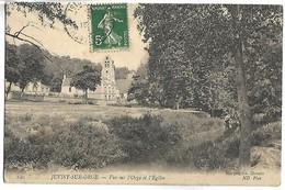 JUVISY SUR ORGE - Vue Sur L'Orge Et L'Eglise - Juvisy-sur-Orge