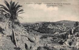 CPA Toulon -Le Revest - Fondation Du Barrage De Dardennes - Toulon