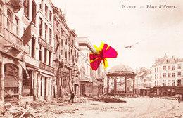 NAMUR - Place D'Armes - Après La Guerre De 40-45 - Namur