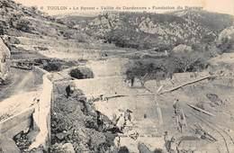 CPA Toulon -Le Revest - Vallée De Dardennes - Fondation Du Barrage - Toulon