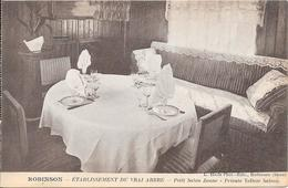 ROBINSON - Etablissement Du Vrai Arbre  - Petit Salon Jaune - Le Plessis Robinson