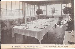 ROBINSON - Etablissement Du Vrai Arbre  - Salon Bleu - Le Plessis Robinson