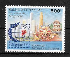 """WALLIS & FUTUNA : """"Singapour""""  PA  N° 188 **  TB (cote 13,oo €) - Wallis E Futuna"""