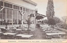 ROBINSON - Etablissement Du Vrai Arbre  - Terrasse - Dancing - Le Plessis Robinson