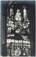 77 LAGNY - Vitrail De Jeanne D'Arc De Lagny - Carte-photo - Lagny Sur Marne