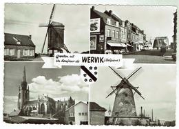 Groeten Uit/ Bonjour De WERVIK - Wervik