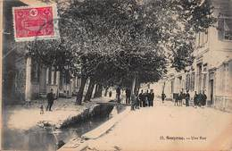 CPA SMYRNE - Une Rue - Turchia
