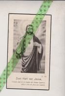 Petrus De Schouwer-De Vos, Vilvoorde 1864, 1939 - Obituary Notices