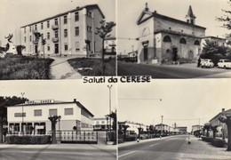 CERESE-VIRGILIO-MANTOVA-SALUTI DA-MULTIVEDUTE-CARTOLINA VERA FOTOGRAFIA-VIAGGIATA  IL 7-8-1968 - Mantova