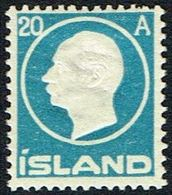 1912. King Frederik VIII. 20 Aur Blue (Michel 71) - JF168109 - 1873-1918 Dependencia Danesa