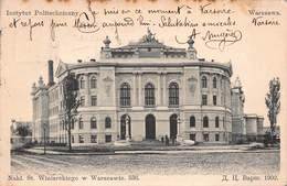 CPA Instytut Politechniczny - Warszawa - Polonia