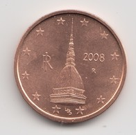 @Y@  Italie 2  Cent    2008      (IT 50) - Italie