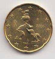 @Y@  Italie 20  Cent    2008      (IT 47) - Italie