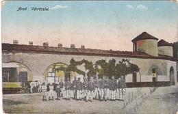 E1904 ARAD - VARRESZLET - SOLDATS - CARTE CIRCULE EN FEVRIER 1919 - Roumanie