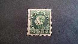 Grand Montenez  (1929) COB 290 Oblitéré à 15% - 1929-1941 Grand Montenez