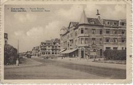De Haan - Coq Sur Mer - Route Royale - Kon. Baan - Edit Gegy Brux - De Haan