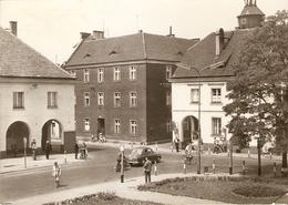 Pyskowice : Fragment Rynku - Pologne