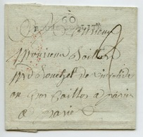 60 / BOURG EGALITE (nom Révolutionnaire De Bourg La Reine) En 1804 - 1801-1848: Précurseurs XIX