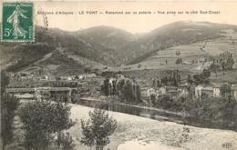 LE PONT ENVIRONS D'ALLEYRAS RENOMME PAR SA POTERIE - France