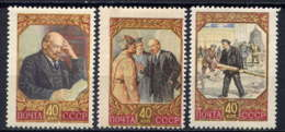 RUSSIE - 1916/1918**  - LENINE - 1923-1991 USSR