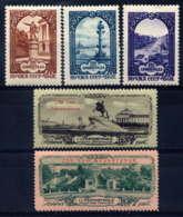RUSSIE - 1924/1928**  - SAINT PERTERSBOURG - Nuovi