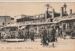 ISRAËL - JAFFA  Le Marché - Israel