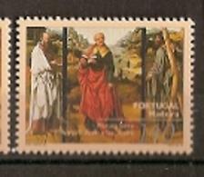 Portugal ** & Painting Of Sacred Art, São Pedro, São Paulo And Santo André, Madeira 1996 (2352) - 1910-... Republic