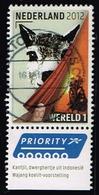 Niederlande 2012,Michel# 3021 O Boundless Netherlands - Indonesia: Mouse Deer (Tragulus Sp.) - 1980-... (Beatrix)