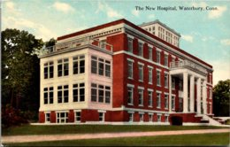 Connecticut Waterbury The New Hospital - Waterbury