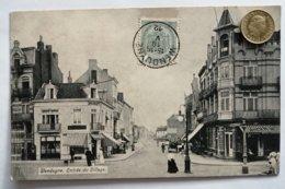 Wenduyne, Entrée Du Village, 1912 - Wenduine