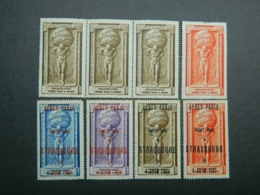 Vignettes Exposition Paris 1925 - Philatelic Fairs