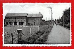 Mohret (Gare). Route De Saint-Hubert Et Viaduc - Vaux-sur-Sure