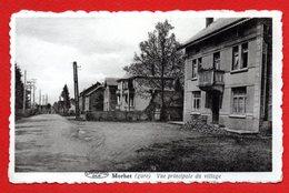 Mohret (Gare). Vue Principale Du Village. Route St. Hubert. Viaduc - Vaux-sur-Sûre