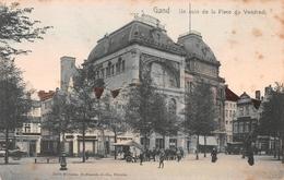 Gand - Un Coin De La Place Du Vendredi - Gent