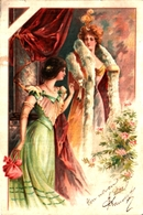Femme Illustrée 398, Bourgeoise - 1900-1949