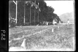 Piste D'athlétisme , La Course  - Photo Animée Ancienne -   Ref:P22 - Leichtathletik