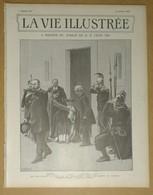 La Vie Illustrée N°175 Du 21/02/1902 Jubilé Pape Léon XIII//L'opération De Doodica Et Radica (soeurs Siamoise, Monstres) - Journaux - Quotidiens