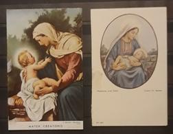 2 IMAGENES RELIGIOSAS. - Imágenes Religiosas