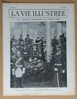 La Vie Illustrée N°177 Du 07/03/1902 Les Fêtes Du Centenaire De Victor Hugo/Henri De Prusse/Jubilé Pontifical/Masques - Journaux - Quotidiens