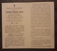 ORACION DE 1933. - Imágenes Religiosas