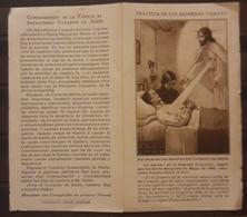 PRÁCTICA DE LOS PRIMEROS VIERNES. - Imágenes Religiosas