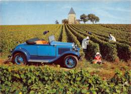 Vendanges En Champagne Pres D EPERNAY 2(scan Recto-verso) MA690 - Epernay