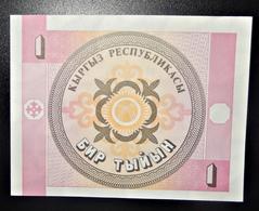 A2 BILLETS DU MONDE WORLD BANKNOTES KYRGYZSTAN - Banknotes